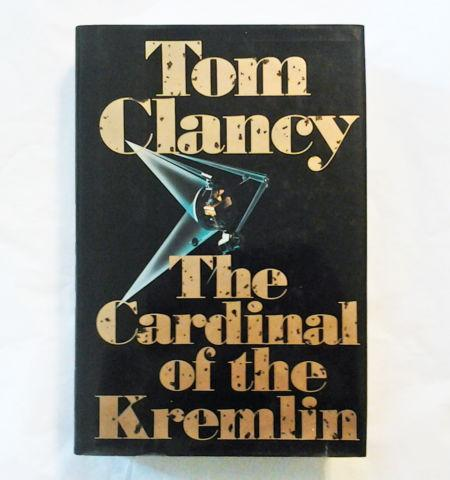 Choice of Books: Tom Clancy, Catherine Coulter, Bob