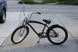 Chopper Style Bike...MUST SEE - $275 (Liberty Lake, WA)
