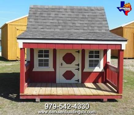 Christmas gift idea? Playhouse!!