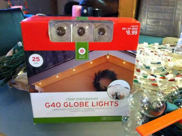 Christmas/holiday outdoor lights and decorations!!!! - for Sale in ...
