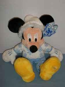Christmas MICKEY MOUSE plush - $6 Romney Toy Shop, 10 min. S of Lafayette
