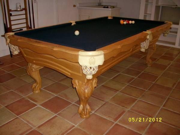 Pool Table Brunswick For Sale In California Classifieds Buy And - Connelly ultimate pool table