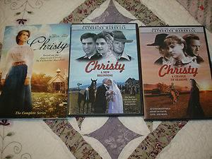 Christy - DVD Set of 3