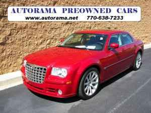 chrysler 300 srt 2007 p3301 lilburn ga for sale in greenville south carolina classified. Black Bedroom Furniture Sets. Home Design Ideas