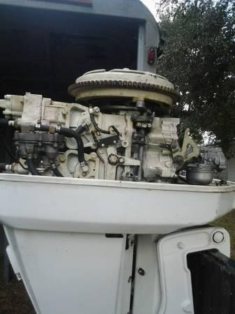 chrysler 45 boat motor - $400