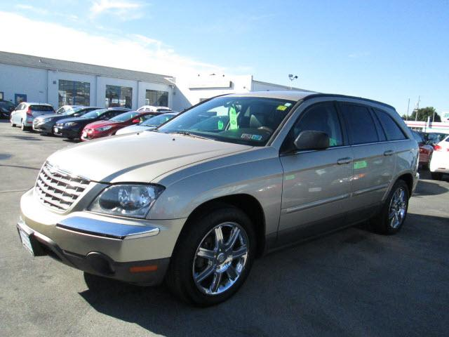 Chrysler Pacifica Touring Awd For Sale