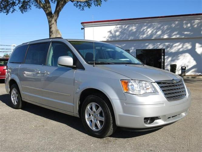 chrysler town country 2010 for sale in braden river florida classified. Black Bedroom Furniture Sets. Home Design Ideas