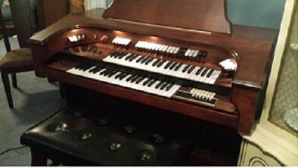 Church Organ for Sale - Vintage Retro Organ Instrument
