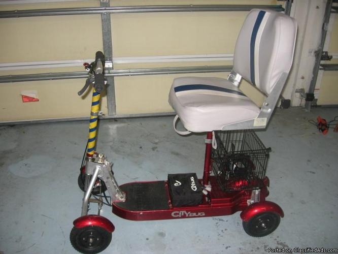 City Bug Scooter For Sale In Florence Villa Florida