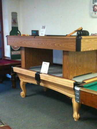 CL BAILEY RENEGADE POOL TABLE JOPLIN For Sale In Joplin - Cl bailey pool table