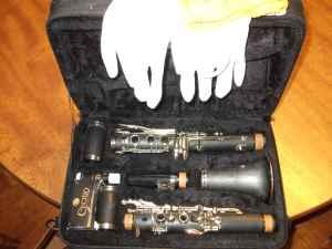 Clarinet (student edition) - $80 (Burlington)