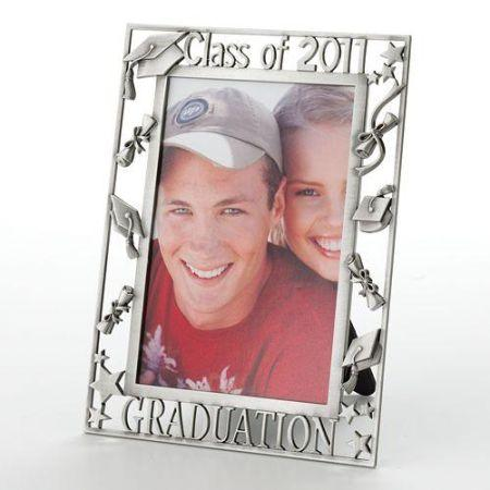 CLASS OF 2011 GRADUATION PICTURE FRAME - $11 (Barger)