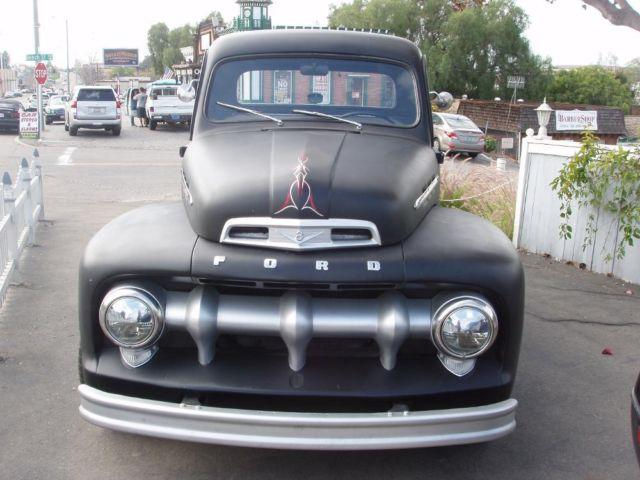 classic 1952 ford f1 truck for sale in fallbrook california classified. Black Bedroom Furniture Sets. Home Design Ideas