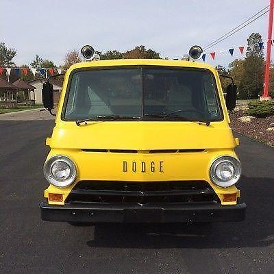 classic 1969 dodge a100 pickup truck yellow jacket for sale in cranberry pennsylvania. Black Bedroom Furniture Sets. Home Design Ideas