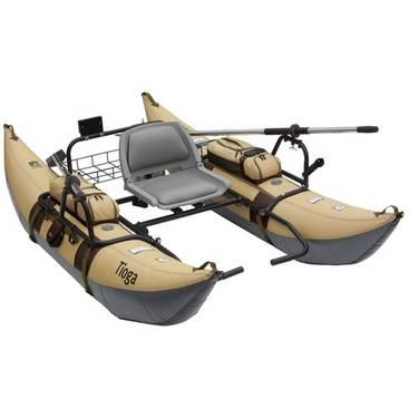 Classic accessories Tioga pontoon fishing boat