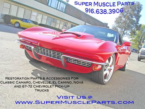 Classic Camaro Chevelle El Camino Nova 67 72 Pickup