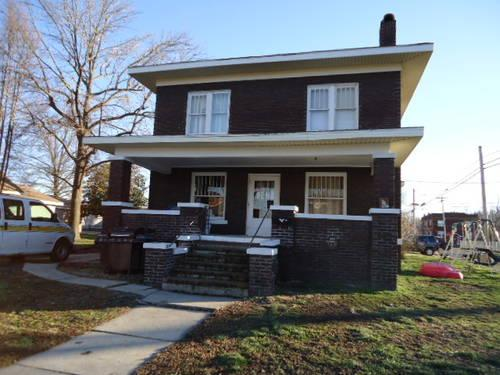 Classic craftsman 2 story brick home for sale in deering for Classic american homes for sale