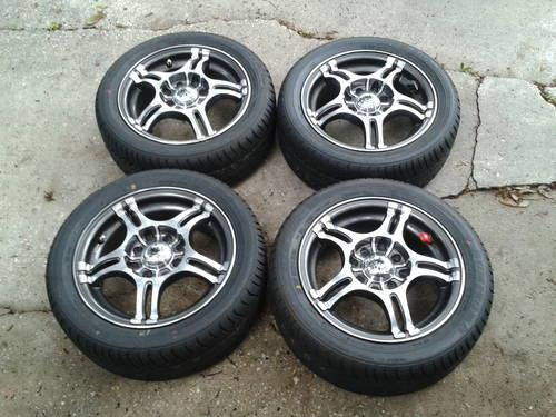 Classic mini brand new konig incident 13 wheels and for American classic wheels for sale