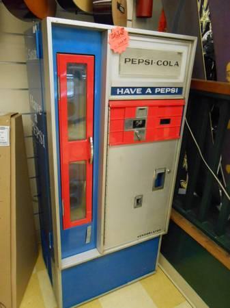 pepsi machine service number