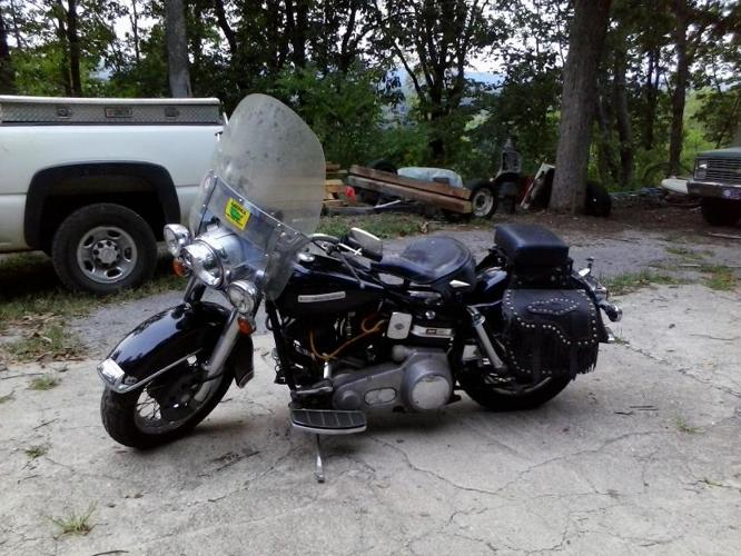 Classic Ride 72 Electra Glide For Sale In Ringgold