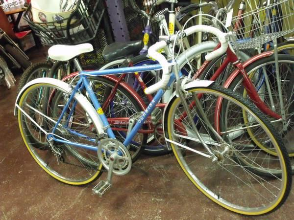 Classic Road Bicycles 48 - 58cm Reconditioned Centurion