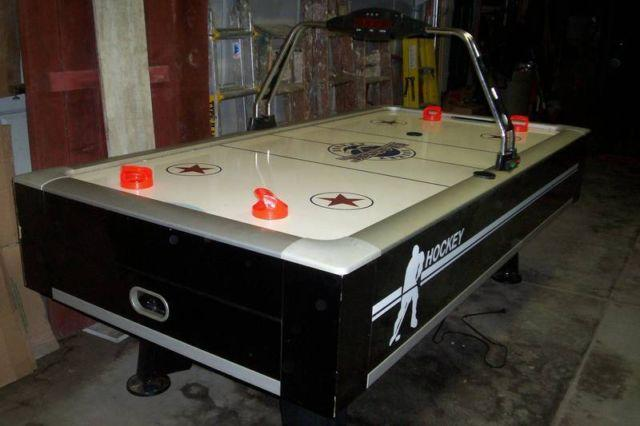 Classic Sport Air Hockey Table W/ Accessories