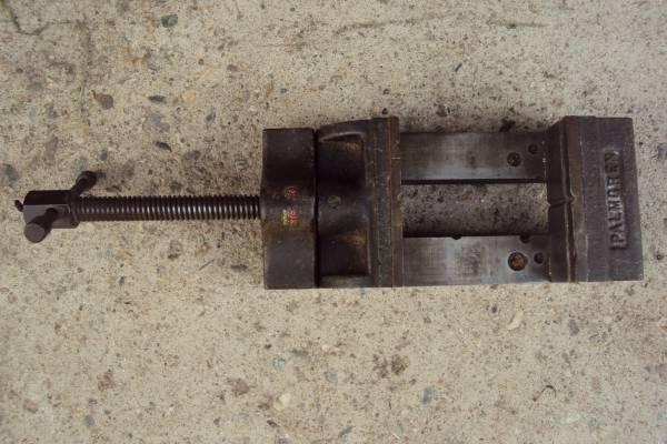 Classic Vintage 4 Quot Palmgren Vise For Sale In Bell