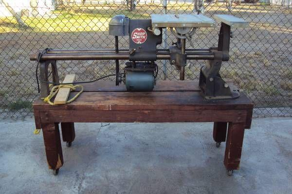 Classic vintage shop smith model 10er for sale in bell for Used electric motor shop equipment for sale