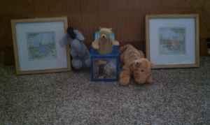 06c41183c5cc Classic Winnie the Pooh Accessories (Salina KS) for Sale in Salina ...