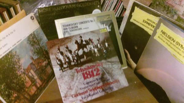 Classical Vinyl Records For Sale In Monroe North