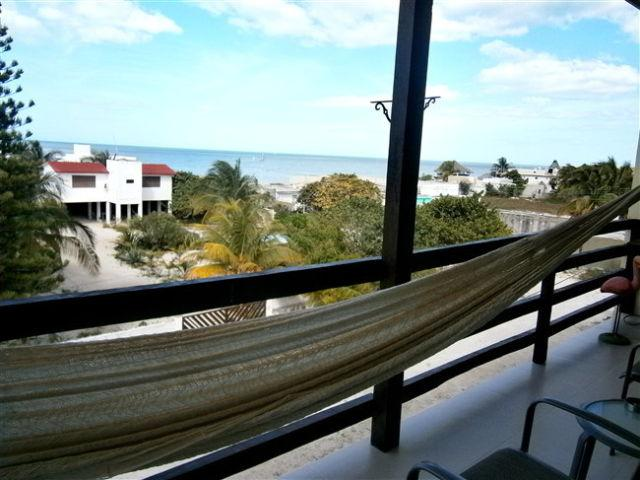 Classy Condo for rent on the Yucatan Gulf Coast!