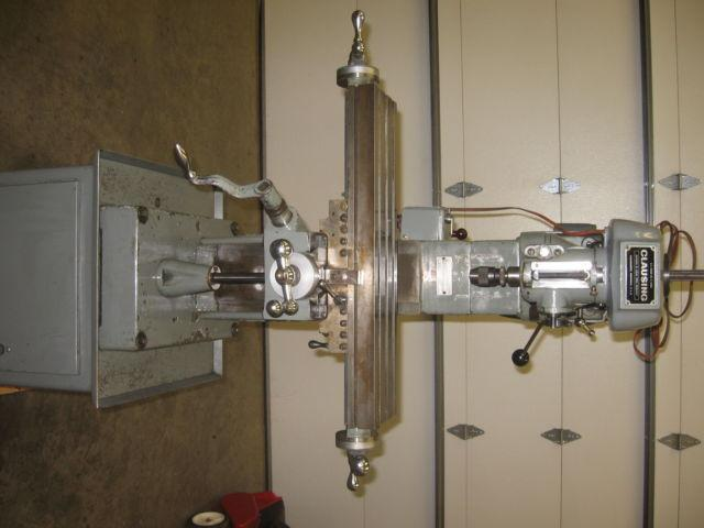 clausing mill model1520