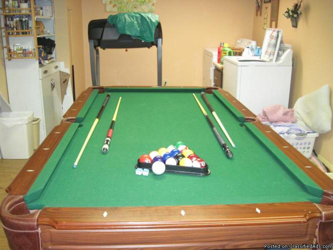 Sportcraft Hockey Table For Sale In Illinois Classifieds Buy - Sportcraft 1926 pool table
