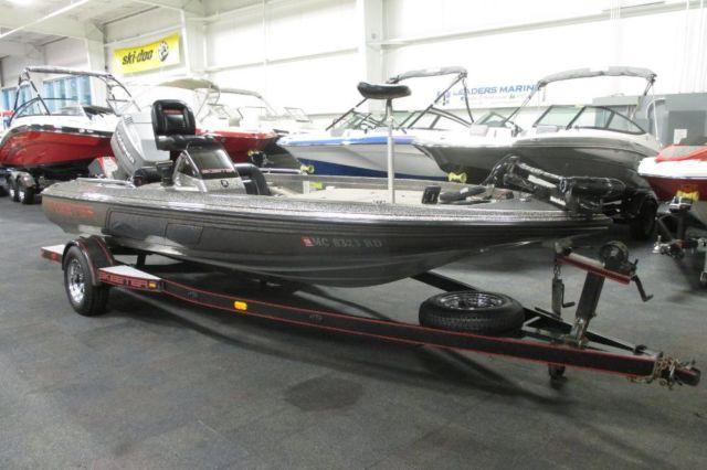 Clean 1996 skeeter zx 180 w 150 hp mariner outboard for for Outboard motors for sale in michigan