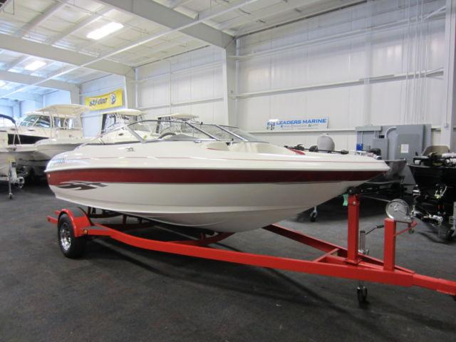 Clean 2000 Larson 186 Sei With 190 Horsepower For Sale In