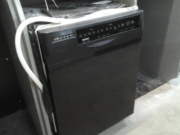 Clean Kenmore Dishwasher Black With Warranty For Sale In