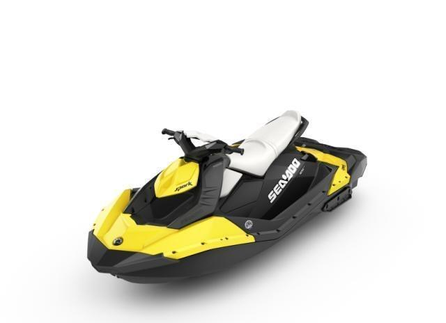 Clearance New 2015 Sea Doo Spark Personal Watercraft In