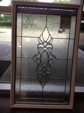 CLEARANCE *** ODL Heirlooms 22x36 Decorative Entry Door