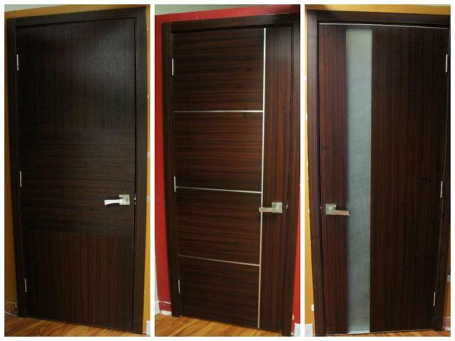Clearance Sale On Modern And Contemporary Interior Doors For Sale In