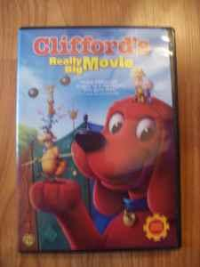 Clifford S Really Big Movie Dvd Rockford Il 61109 For