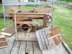 Clipper Fanning Mill - $400 (Michigan)