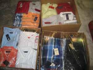 Clothing For Mens Womens And Kids Per Pallet South