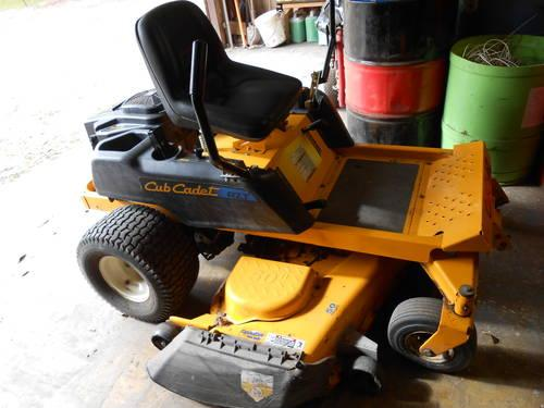 Club Cadet Zero Turn Radious Lawn Mower For Sale In
