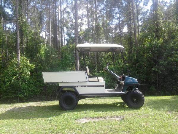 Golf Cart Club Car Carryall Lift Kit on