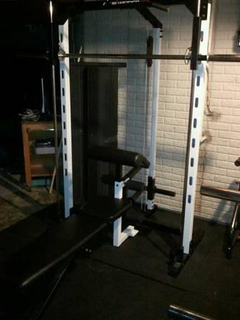 Club Weider 550 Smith Machine For Sale In Jacksonville