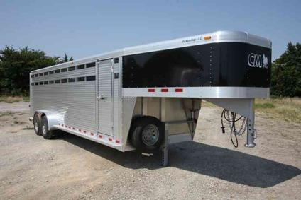 mobile homes for sale sherman tx with Cm Trailers 24   039 Gooseneck Aluminum Stock Trailer 24 X 6   039 8   23213581 on History Fort Clark Photos besides Clayton Saratoga Sherman moreover 2012 Skyline Nomad Joey Select 269 21677337 in addition 55362350 zpid besides Solitaire Ac 80 Denison.