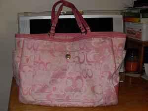 Coach Diaper Bag - $120 Moncks Corner