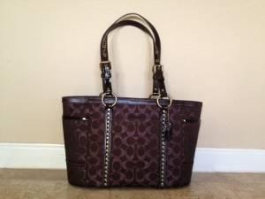 Coach Handbag 125 Eastside