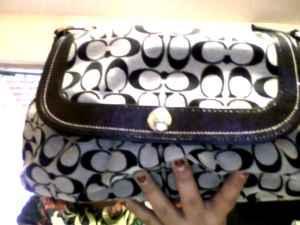 Coach Handbag - $60 (Yuma az)