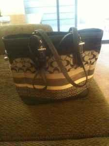 Coach Purse Never Used - $100 (Spartanburg)